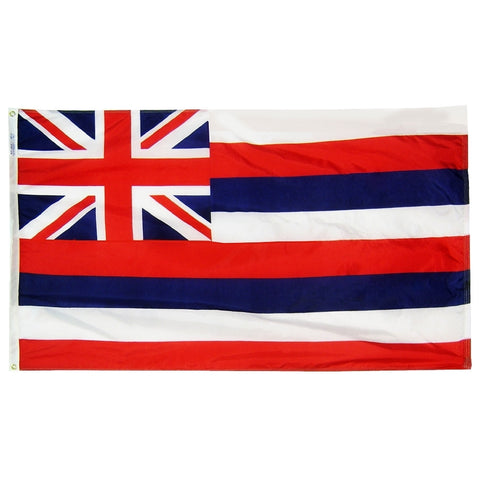 Hawaii State Flags - ColorFastFlags | All the flags you'll ever need!