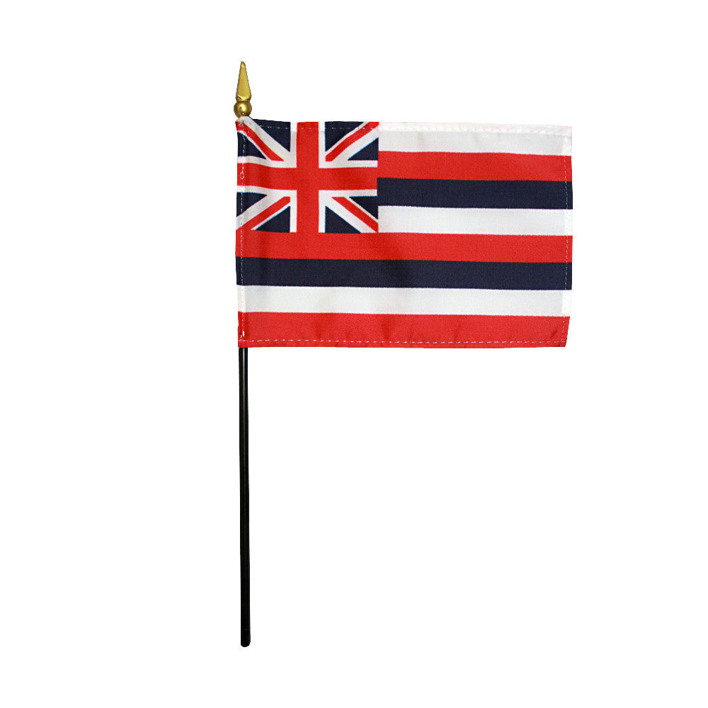 Miniature Flag - Hawaii - ColorFastFlags | All the flags you'll ever need!