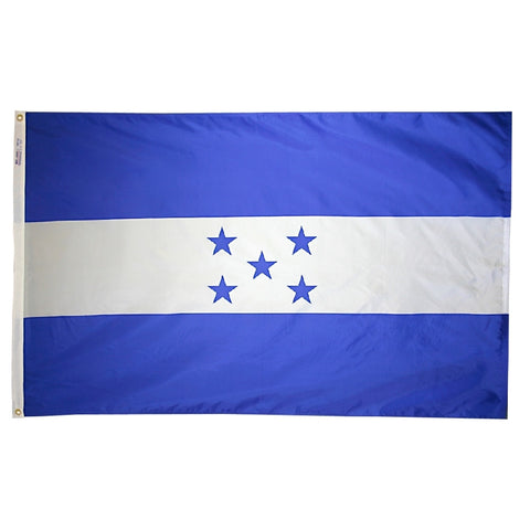 Honduras Flag - ColorFastFlags | All the flags you'll ever need!