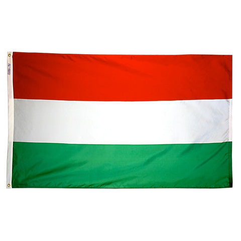 Hungary Flag - ColorFastFlags | All the flags you'll ever need!