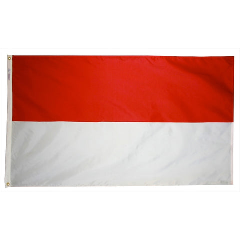 Indonesia Flag - ColorFastFlags | All the flags you'll ever need!