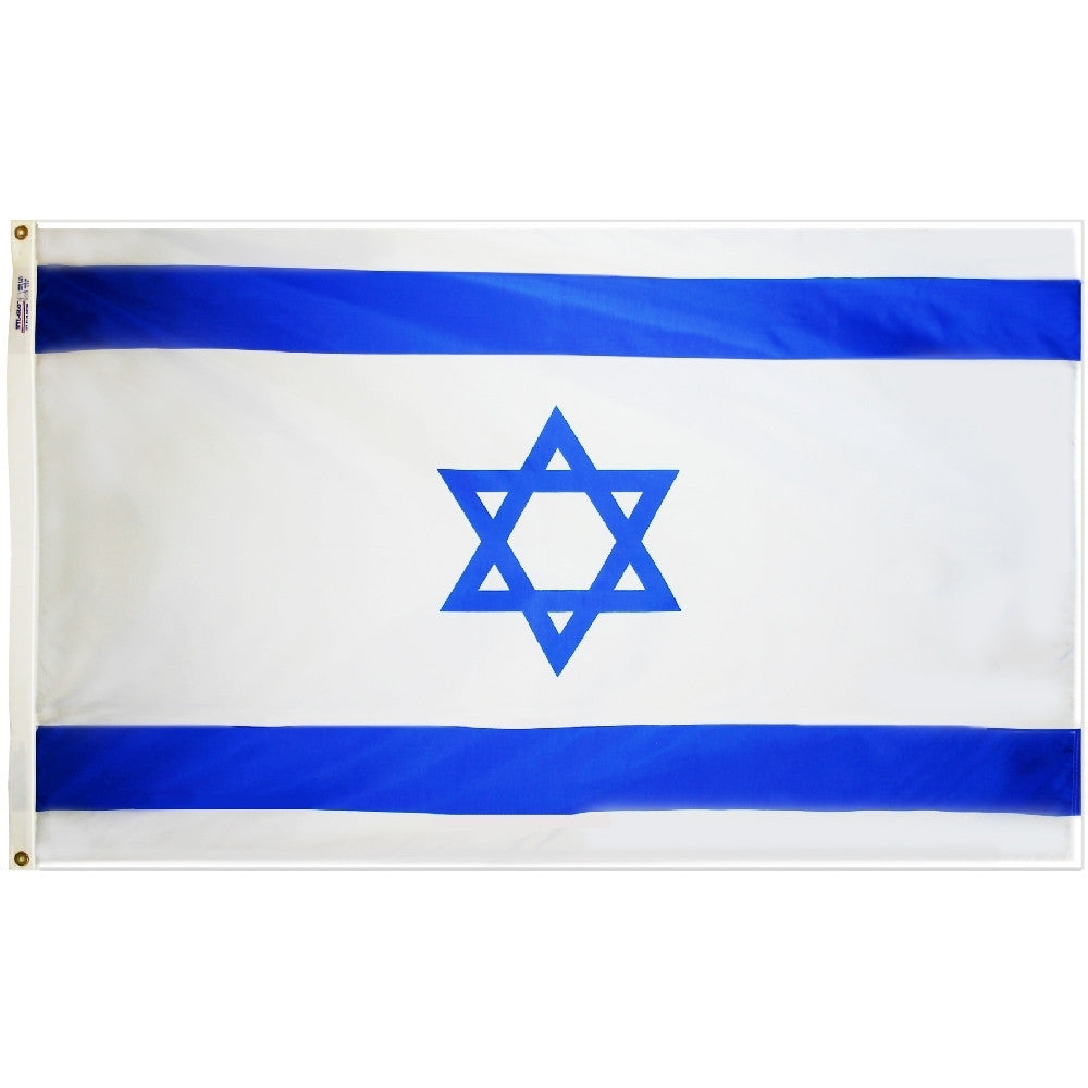 Israel Flag - ColorFastFlags | All the flags you'll ever need!