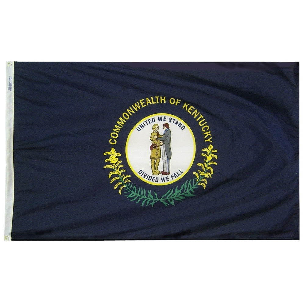 Kentucky State Flags - ColorFastFlags | All the flags you'll ever need!