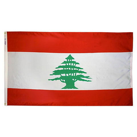 Lebanon Flag - ColorFastFlags | All the flags you'll ever need!