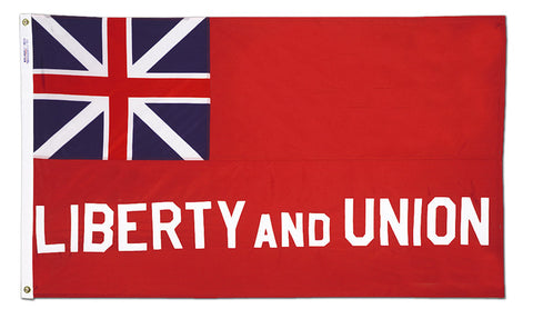 Taunton Liberty and Union Flag - ColorFastFlags | All the flags you'll ever need!