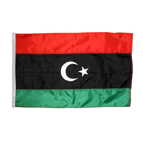 Libya Flag - ColorFastFlags | All the flags you'll ever need!