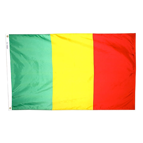Mali Flag - ColorFastFlags | All the flags you'll ever need!