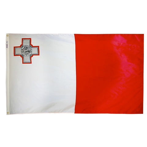 Malta Flag - ColorFastFlags | All the flags you'll ever need!