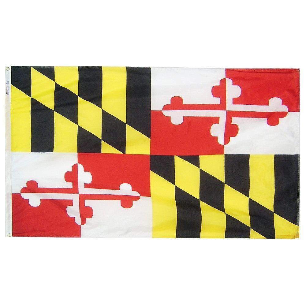 Maryland State Flags - ColorFastFlags | All the flags you'll ever need!