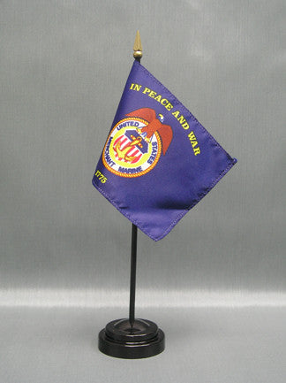 Miniature Merchant Marine Flag - ColorFastFlags | All the flags you'll ever need!
