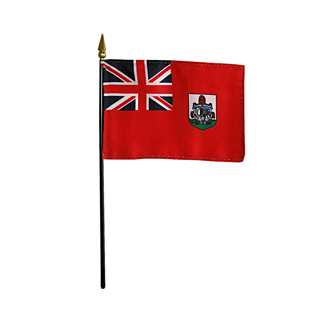 Miniature Bermuda Flag - ColorFastFlags | All the flags you'll ever need!