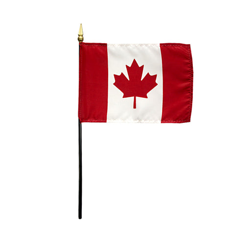 Miniature Canada Flag - ColorFastFlags | All the flags you'll ever need!