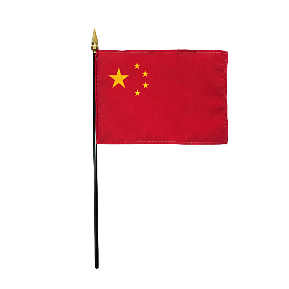 Miniature China Flag - ColorFastFlags | All the flags you'll ever need!