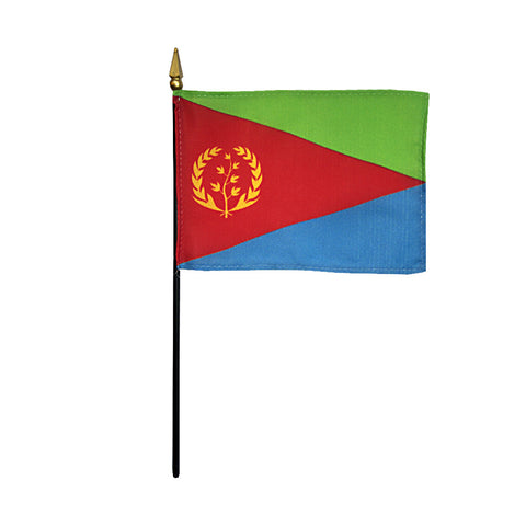Miniature Eritrea Flag - ColorFastFlags | All the flags you'll ever need!