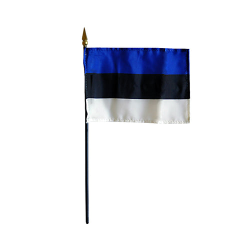 Miniature Estonia Flag - ColorFastFlags | All the flags you'll ever need!