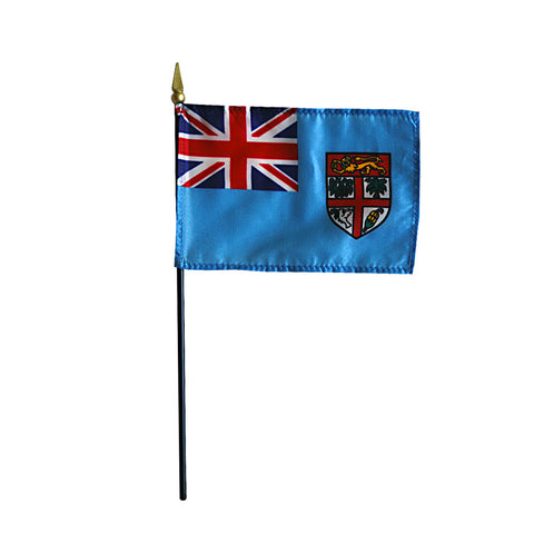 Miniature Fiji Flag - ColorFastFlags | All the flags you'll ever need!