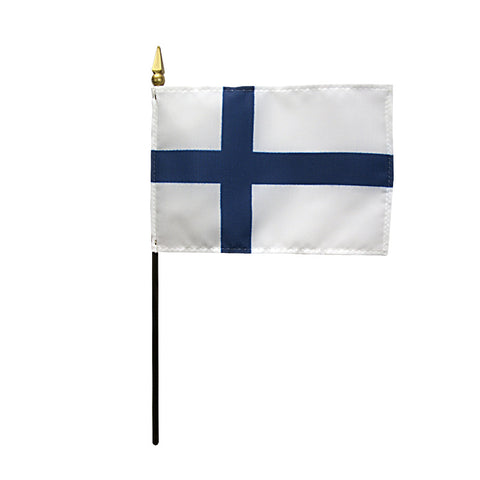 Miniature Finland Flag - ColorFastFlags | All the flags you'll ever need!