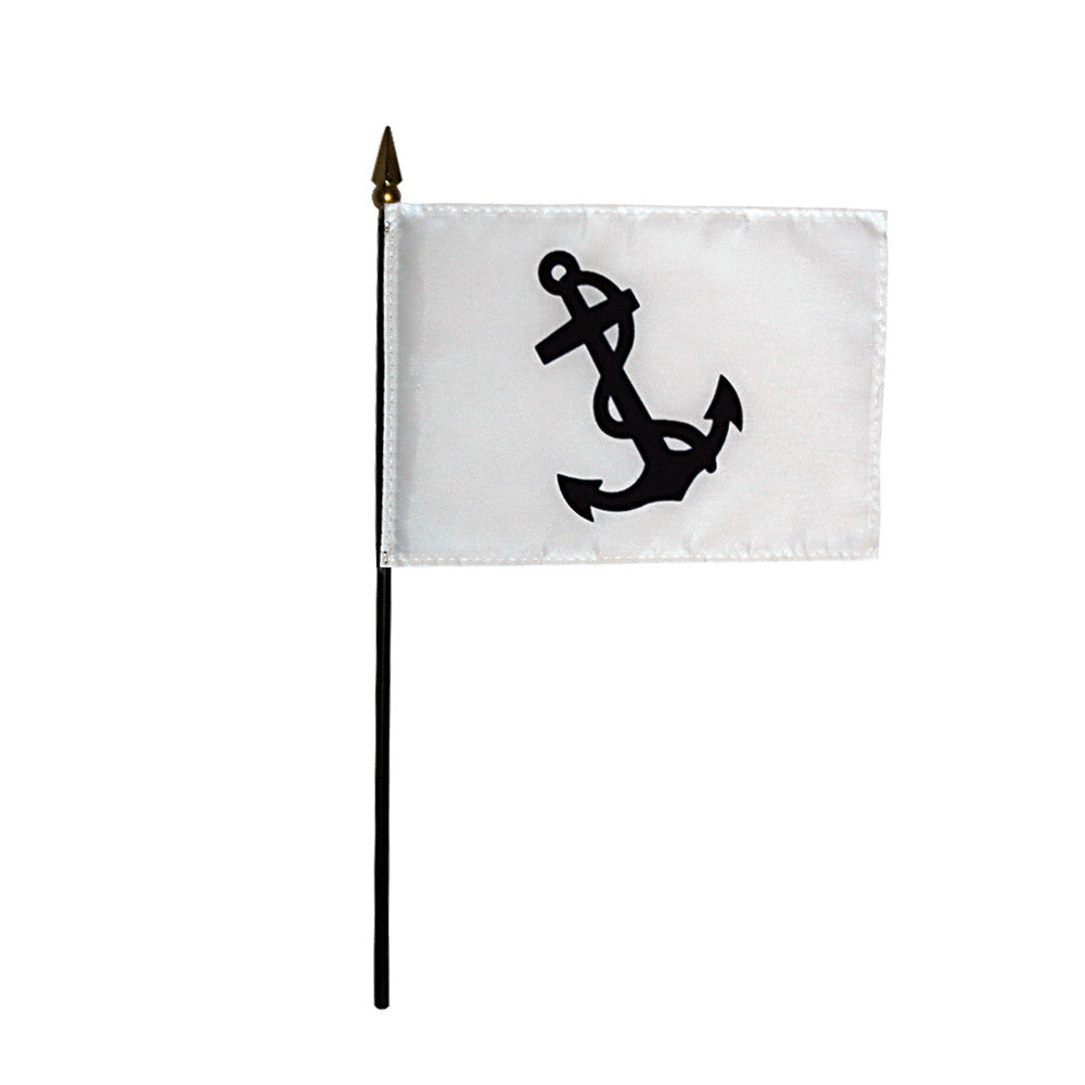 Miniature Fleet Captain Flag - ColorFastFlags | All the flags you'll ever need!