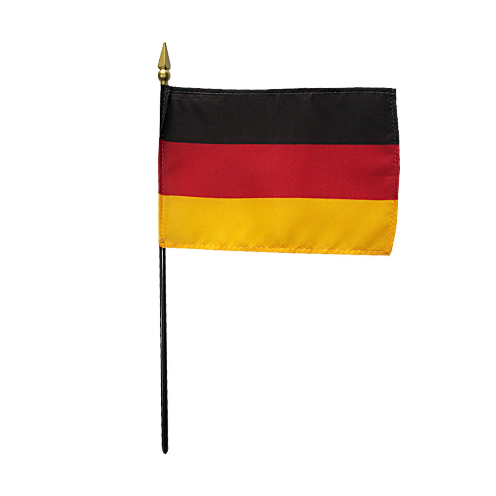 Miniature Germany Flag - ColorFastFlags | All the flags you'll ever need!
