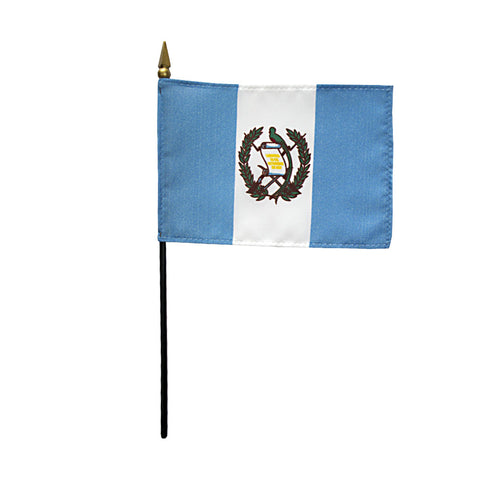 Miniature Guatemala Flag - ColorFastFlags | All the flags you'll ever need!