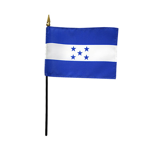 Miniature Honduras Flag - ColorFastFlags | All the flags you'll ever need!