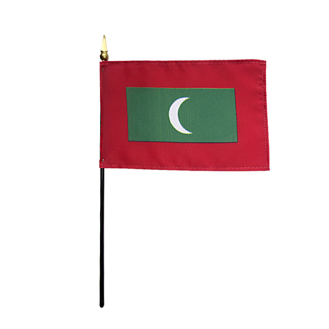 Miniature Maldives Flag - ColorFastFlags | All the flags you'll ever need!