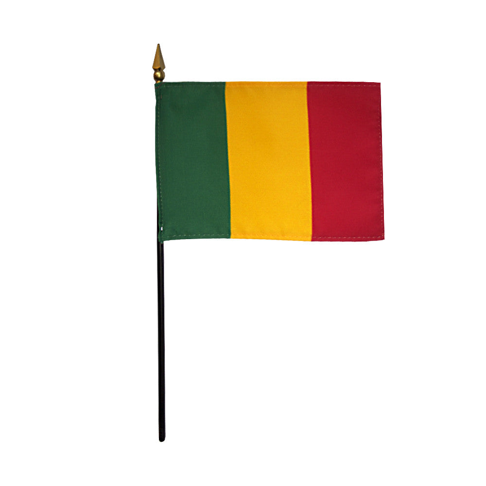 Miniature Mali Flags For Sale Domestic Shipping - Mali flags