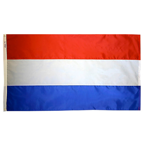 Netherlands Courtesy Flag - ColorFastFlags | All the flags you'll ever need!