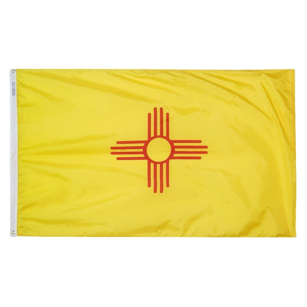 New Mexico State Flags - ColorFastFlags | All the flags you'll ever need!