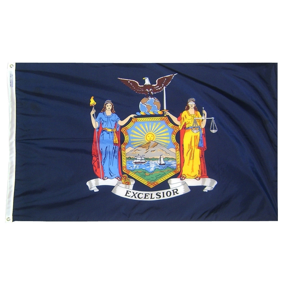 New York State Flags - ColorFastFlags | All the flags you'll ever need!