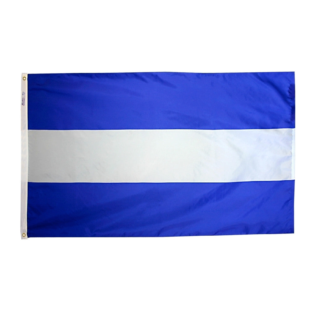 "Nicaragua Courtesy Flag 12"" x 18"" - ColorFastFlags 