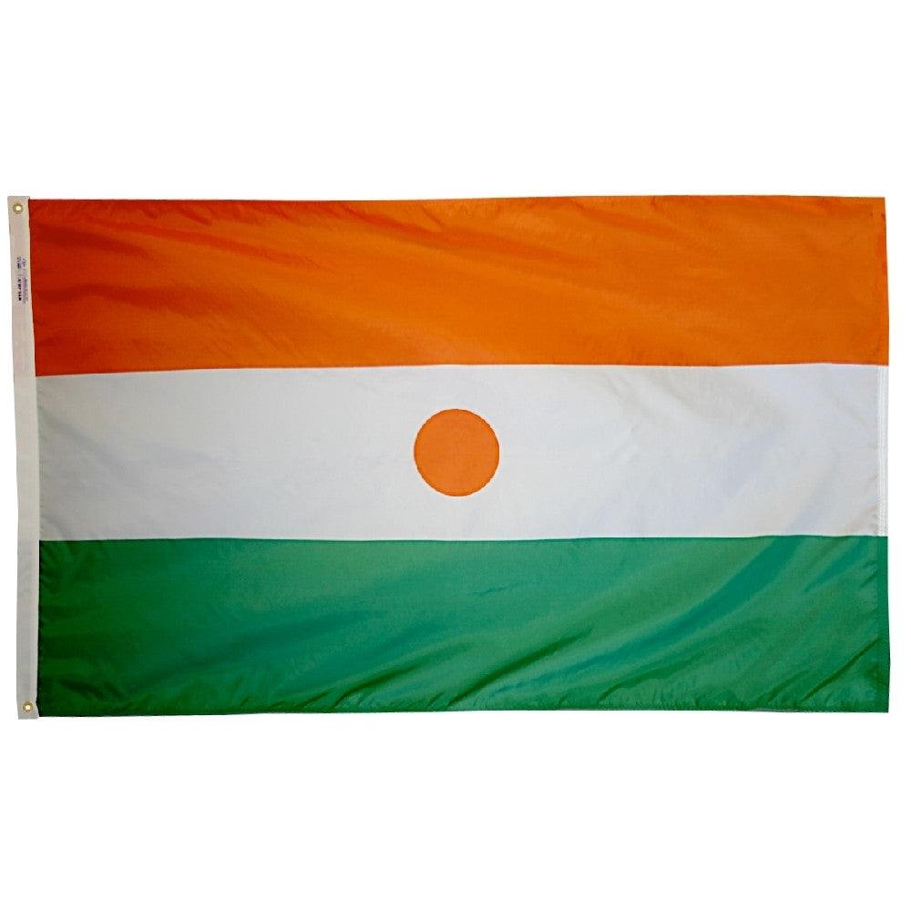 Niger Flag - ColorFastFlags | All the flags you'll ever need!