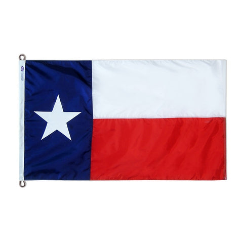 Texas Flag - Nylon - ColorFastFlags | All the flags you'll ever need!