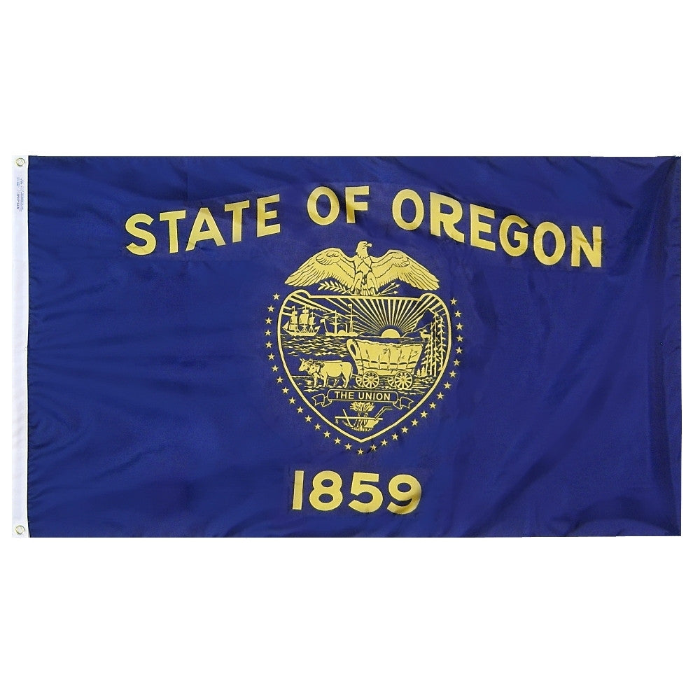 Oregon State Flags - ColorFastFlags | All the flags you'll ever need!