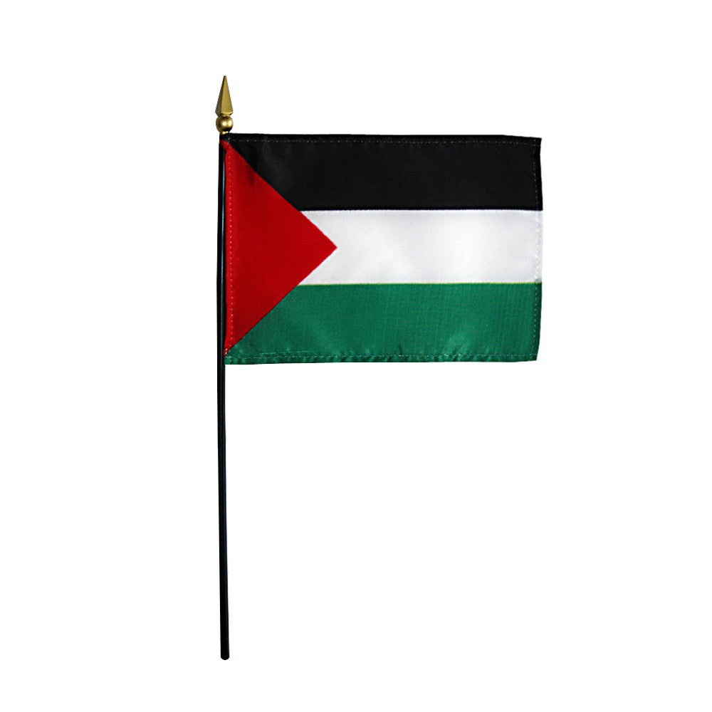 Miniature Palestine Flag - ColorFastFlags | All the flags you'll ever need!