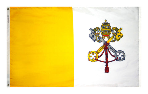 Papal Flags - ColorFastFlags | All the flags you'll ever need!