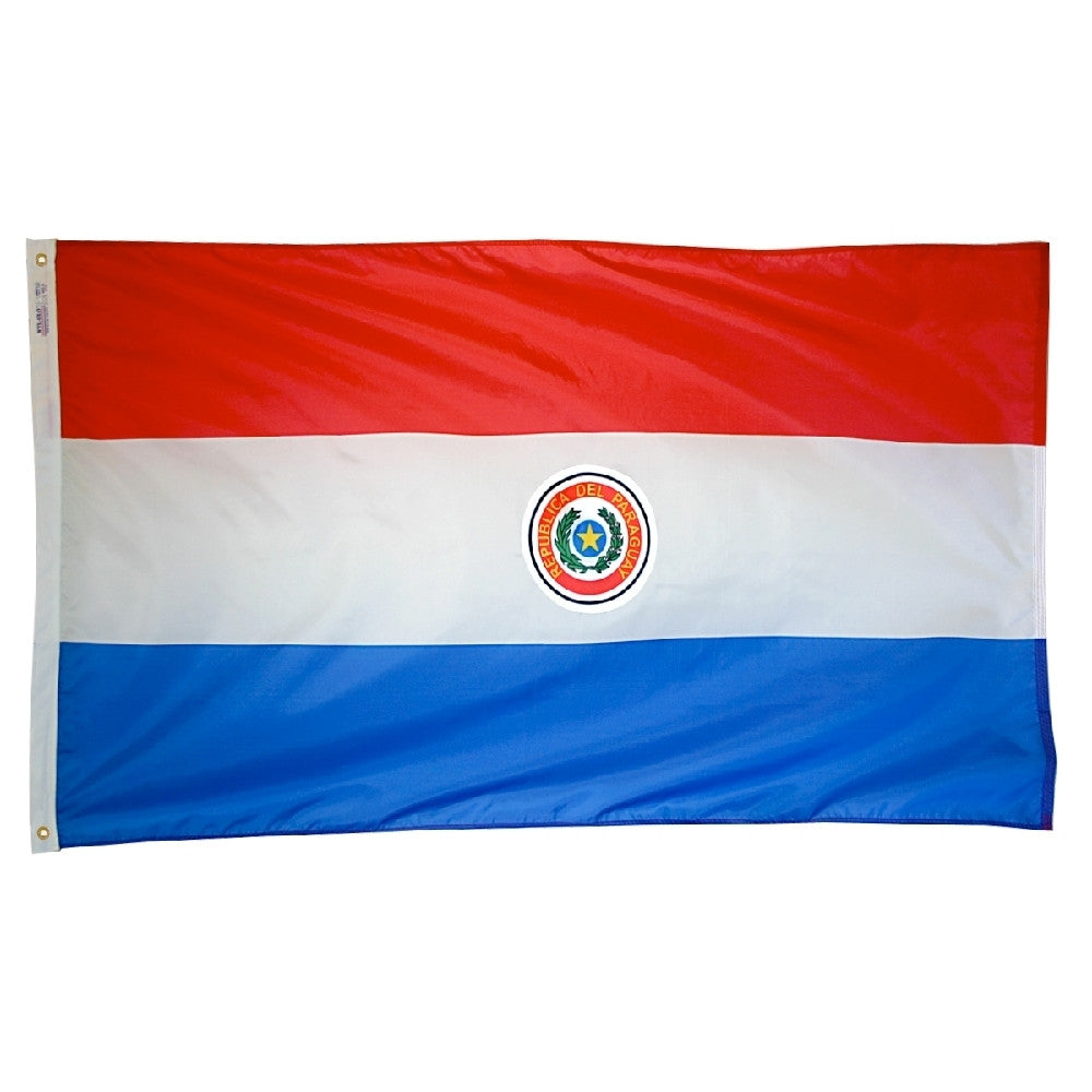 Paraguay Flag -