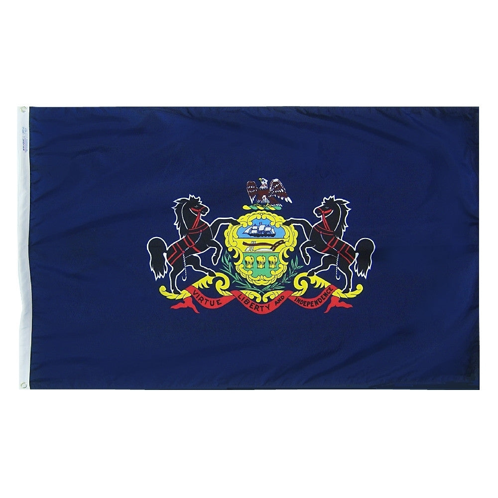 Pennsylvania State Flags - ColorFastFlags | All the flags you'll ever need!