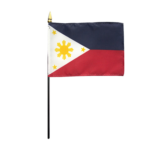 Miniature Philippines Flag - ColorFastFlags | All the flags you'll ever need!