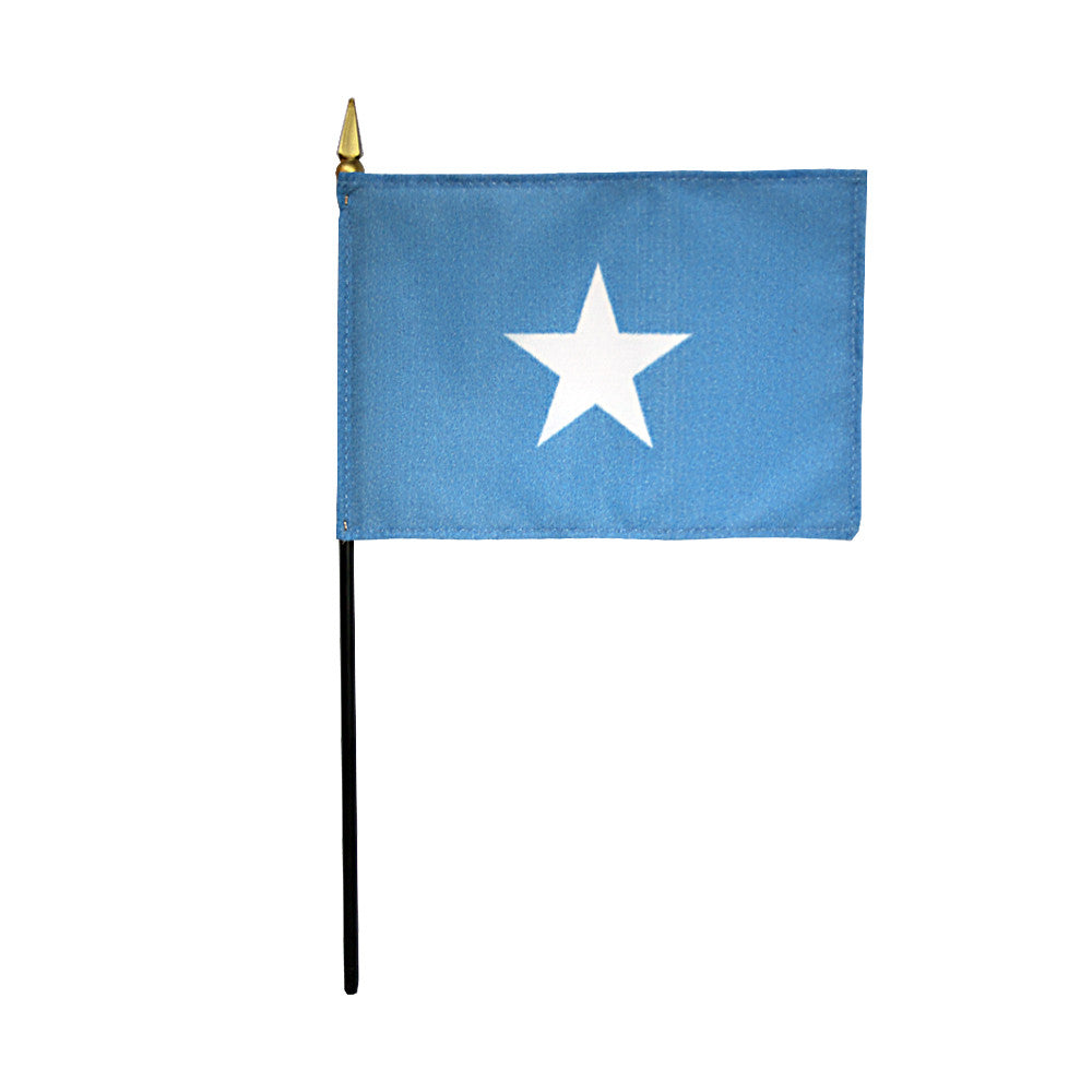 Miniature Somalia Flag - ColorFastFlags | All the flags you'll ever need!