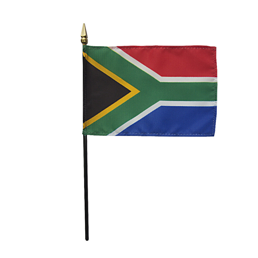 Miniature South Africa Flag - ColorFastFlags | All the flags you'll ever need!