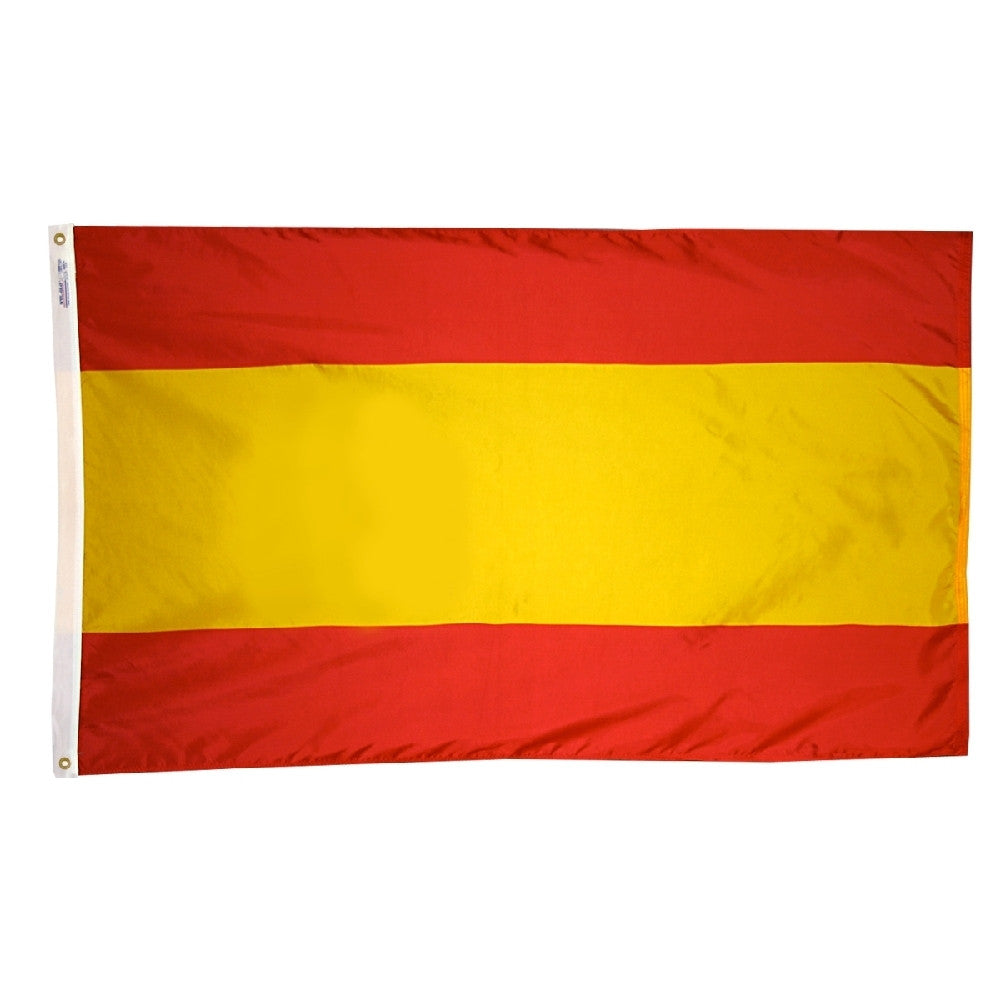 Spain Civil Flag - ColorFastFlags | All the flags you'll ever need!