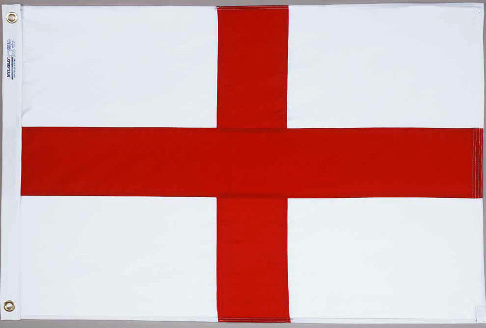 St. George Cross Flag - ColorFastFlags | All the flags you'll ever need!