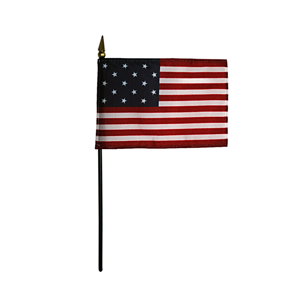 Miniature Star Spangled Flag - ColorFastFlags | All the flags you'll ever need!