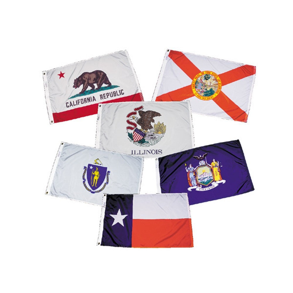 Flags of the 50 States Set - ColorFastFlags | All the flags you'll ever need!