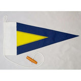 Signal Pennants - Individual - ColorFastFlags | All the flags you'll ever need!   - 13