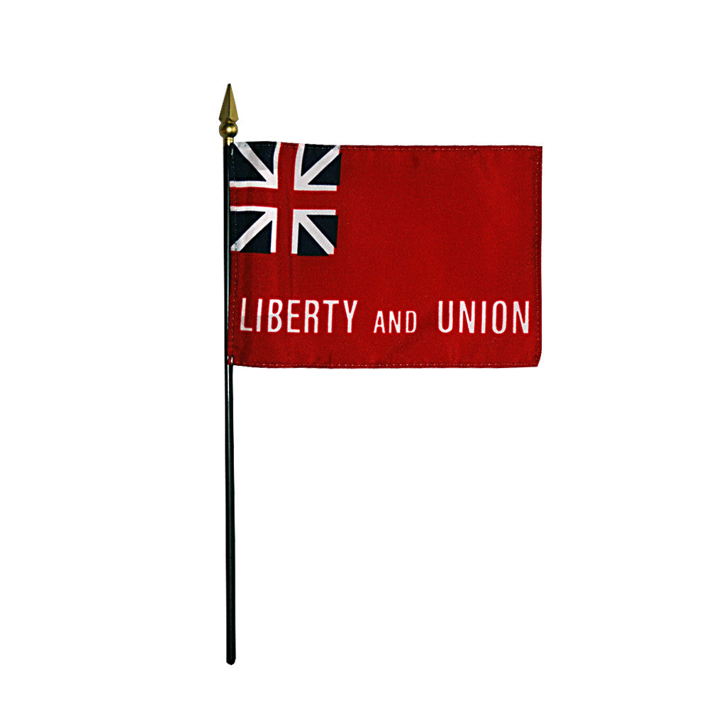 Miniature Taunton Liberty and Union Flag - ColorFastFlags | All the flags you'll ever need!