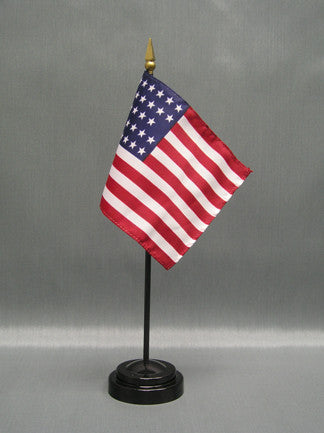 Miniature U.S. 33 Star Flag - ColorFastFlags | All the flags you'll ever need!