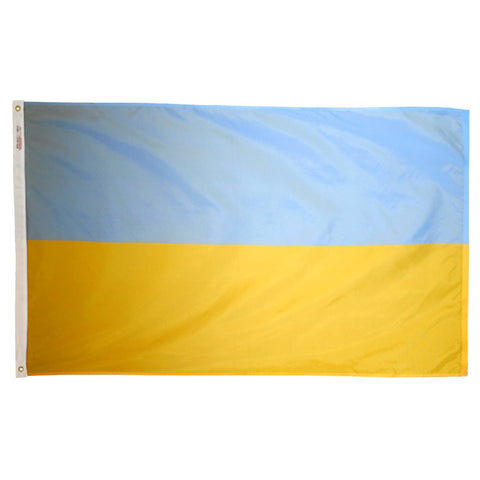 Ukraine Flag - ColorFastFlags | All the flags you'll ever need!
