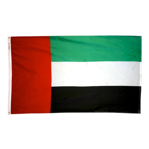 United Arab Emirates Flag - ColorFastFlags | All the flags you'll ever need!